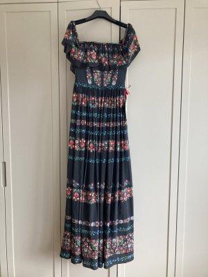 Lena Hoschek SS 18 Flora Dress XS NEU mit Etikett