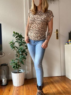 Manguun Basic Shirt beige-brown