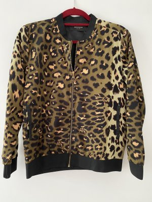Reserved Chaqueta bomber multicolor