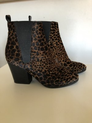 Leo-Fell Stiefeletten the kooples