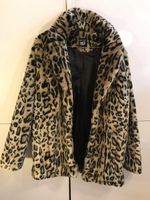 LEO Jacke Fake Fur hell 36/38