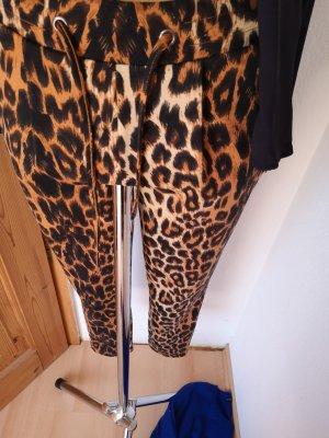 Ichi Pantalone peg-top multicolore