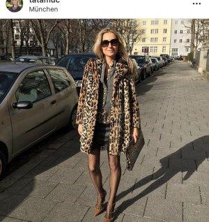Leo Mantel à la Kate Moss - Topshop