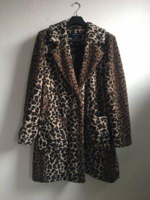 Leo Mantel French Connection Faux Fur