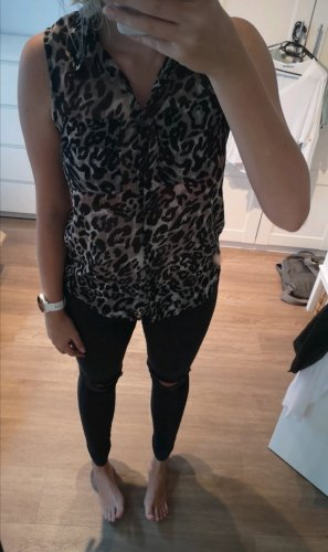 Leo Muster Bluse