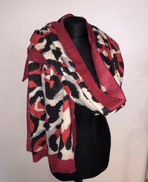 Woolen Scarf multicolored