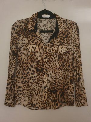 Reserved Long Sleeve Blouse multicolored
