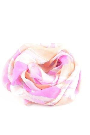 Leonard Paris Seidentuch Blumenmuster Elegant