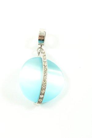 Leonardo Medallion turquoise-silver-colored elegant