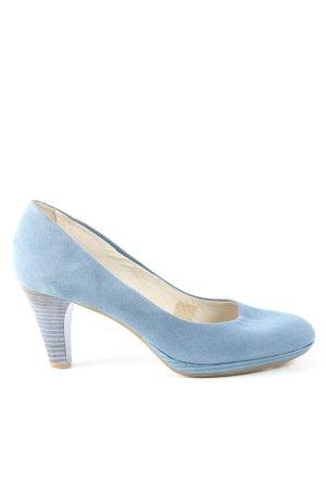 Leone Loafer blu stile casual