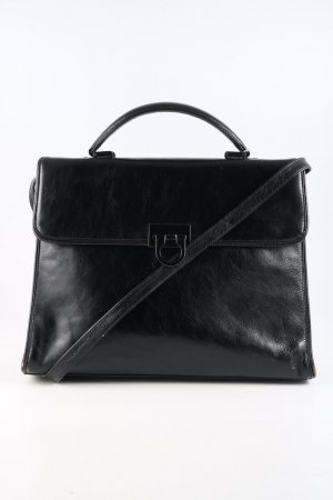 Leonhard Heyden Briefcase black business style