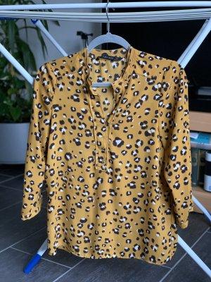 Leopard Blouse Zara