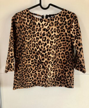 Leopard Bluse Missguided
