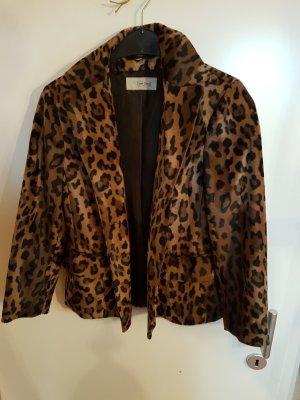 Leopard Jacke