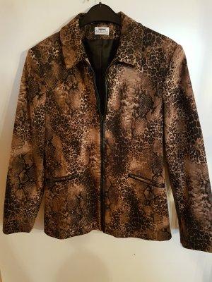 Fabiani Oversized Jacket bronze-colored