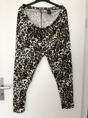 Leopard Muster leggings