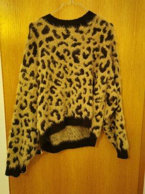 Leopard Pullover leoprint