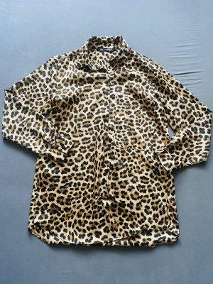 Leopard Zara Shirt