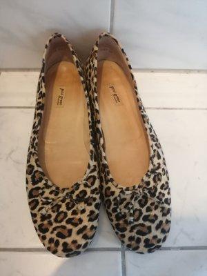 Leoparden Ballerinas Klassiker