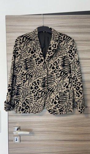 Leoparden Blazer