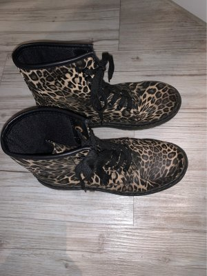 Leoparden Boots