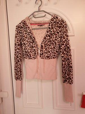 Leoparden Jacke