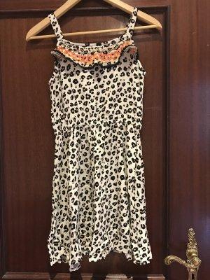 Leoparden Kleid