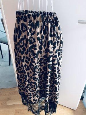 Leoparden Maxirock