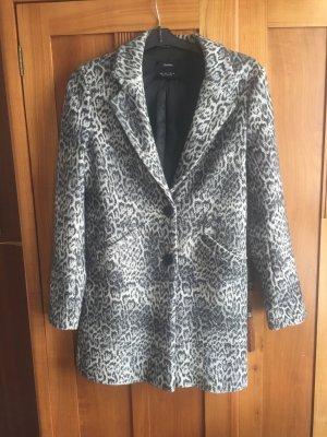 Leoparden Print Mantel