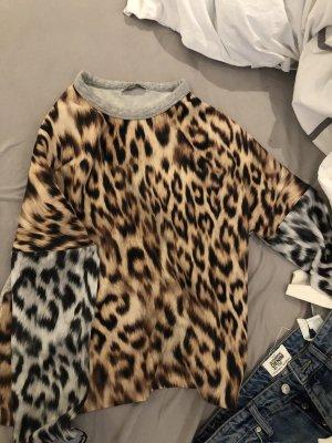 Leoparden Pulli Zara