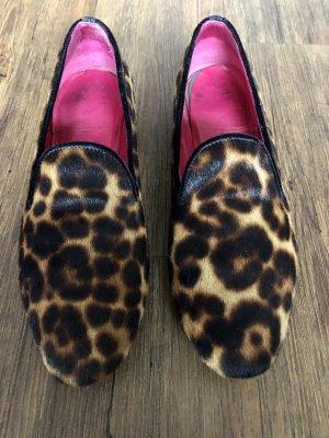 181 Zapatos formales sin cordones multicolor