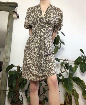 H&M Stretch Dress cream-light brown