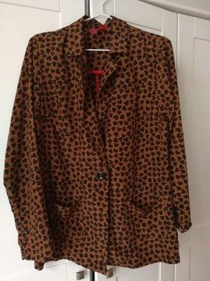 Leopardenblazer