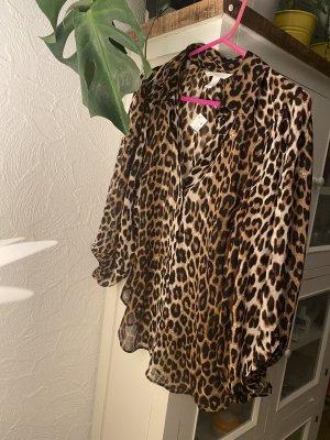 Leopardenbluse neu abzugeben