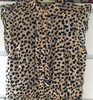 Leopardenkleid 38/40