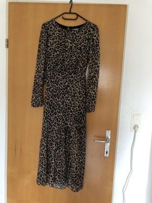 Leopardenkleid