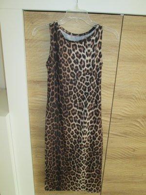 Leopardenkleid in Gr. S