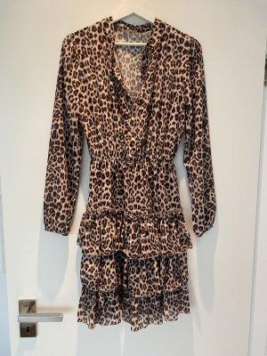 Leopardenkleid one size