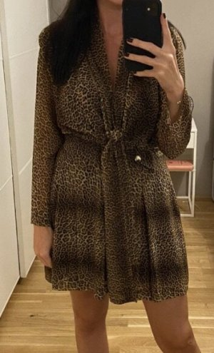 Leopardenkleid ZARA