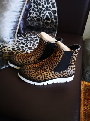 Leopardenmuster Schuhe 37