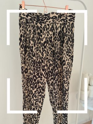 Leoprint Highwaist Hose, Gr. 38/40