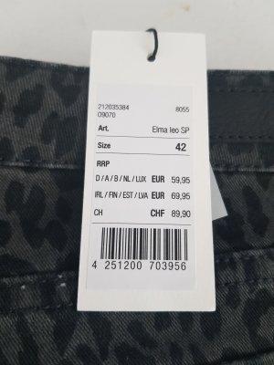 Opus Jeans slim fit nero-grigio
