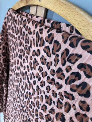 Leoprint Top Zara