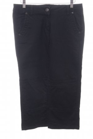 Lerros Jeans a 3/4 nero stile casual