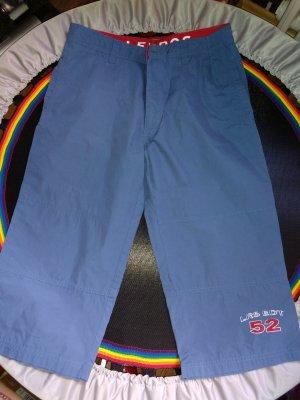 Lerros Pantalon 7/8 bleu acier