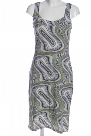 Lerros Robe crayon motif abstrait style décontracté