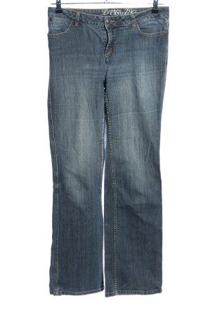 Lerros Jeans bootcut bleu style décontracté