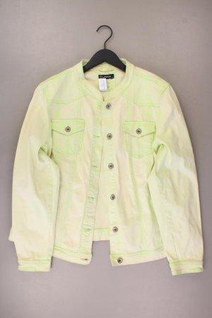 Lerros Jacke Größe 46 gelb aus Baumwolle
