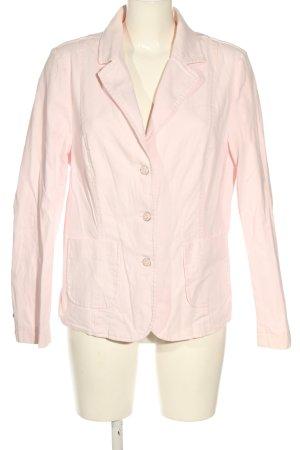 Lerros Krótka kurtka różowy W stylu casual