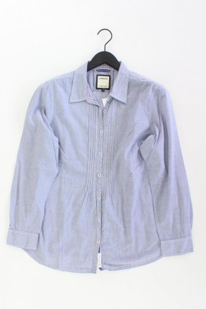 Lerros Blusa de manga larga azul-azul neón-azul oscuro-azul celeste Algodón